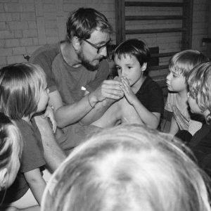 Fortbildungen Bewegung mit Kindern